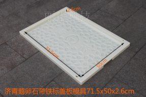 济青线路rpc盖板模具