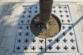 围树模具详情施工流程