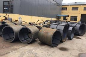 水泥检查井钢模具(收水井、集水井、观察井钢模具)
